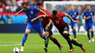 Хърватия вкара само един на Турция, но отмъсти за драмата преди 8 години