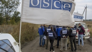 ОССЕ регистрира над 750 взрива за денонощие в Донбас