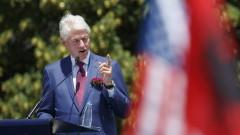 Експрезидентът на САЩ Бил Клинтън е приет в болница с инфекция
