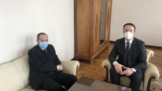 Парламентарното сътрудничество можело да ни сближи с РС. Македония
