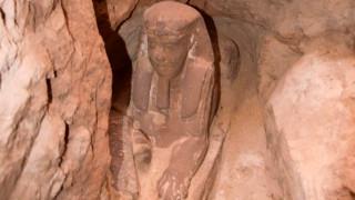 Археолози откриха сфинкс в храма Ком Омбо в Асуан