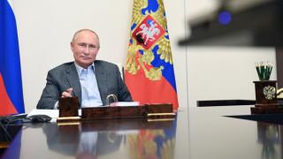 Путин: Организациите с чуждо финансиране са за сдържане на Русия