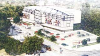 Започна строителството на първия МОЛ във Варна