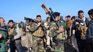 Кюрдската администрация в Северна Сирия създава нова провинция