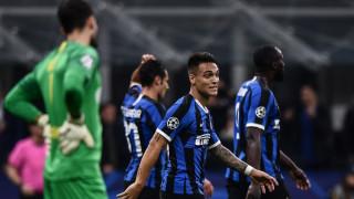 """Интер се справи с Борусия (Дортмунд) и се върна в играта в група """"F"""""""
