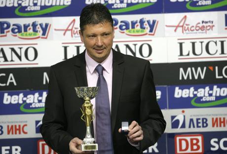 Любо Пенев: Работата ми в Ботев ще помогне на националния отбор
