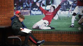 Солскяер: Този ден остава в спомените на всички фенове на Юнайтед завинаги