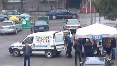 С автомобил на детска градина ГЕРБ зарежда кампанията си, сигнализират от БСП