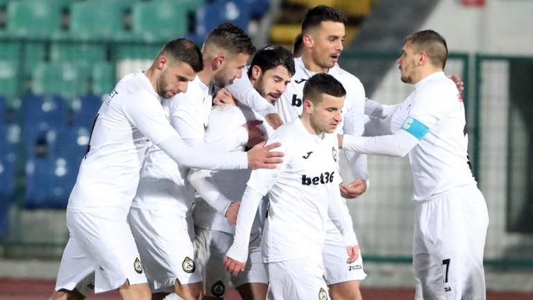 Славия изпраща още един свой футболист в чужбина