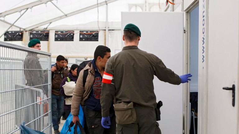 Австрия разглежда принудително молба на ирански мигрант регистриран в България
