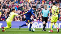 Барселона и Хетафе не се победиха