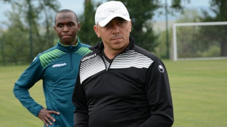 Илиан Илиев: Приключихме с един от футболистите ни, желаем му успех