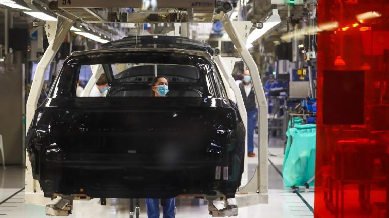 Икономиката на Португалия се забави с 3,9% през първото тримесечиена