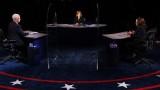 Камала Харис победи Пенс на дебата, сочи анкета