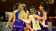 Силен мач за Ева Янева във Франция
