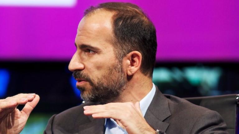 Uber избра своя нов изпълнителен директор