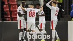 Албански клуб е участвал в 53 уредени двубоя за последните 8 години