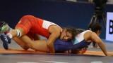 София Георгиева ще се бори довечера за бронз на Светоното до 23 години