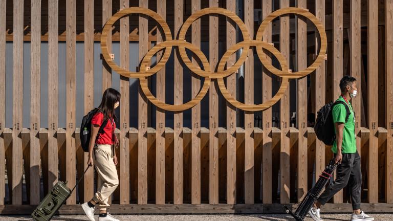 Мираж ли е сексът в олимпийското село