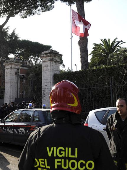 Анархистка група пое отговорност за бомбите в Рим