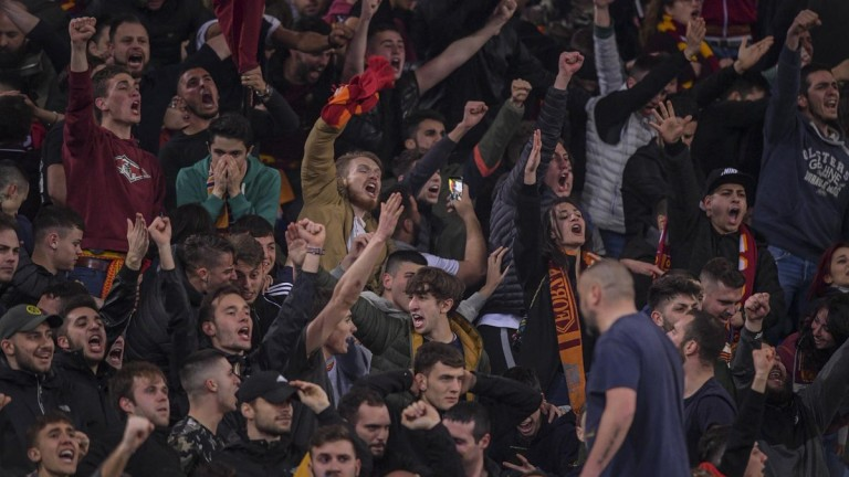 Рома - Барселона (Развой на срещата по минути)
