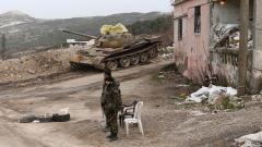 """Сирийската армия отвоюва обратно ключов град от """"Ислямска държава"""""""