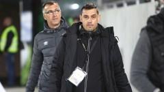 Томаш дава шанс на петима юноши на Берое в подготовката