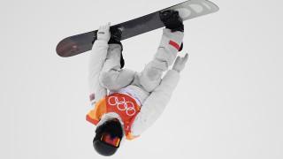 Швейцарец триумфира в сноуборда при мъжете в ПьонгЧанг