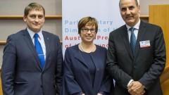 Цветан Цветанов става постоянен представител в УС на Европол