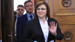 Ако вземе третия мандат, Нинова няма да е премиер