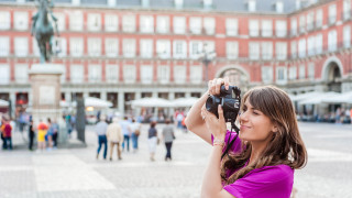 Как Мадрид привлича туристи