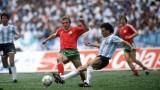 Легендарен футболист на Левски подпомогна кампанията на клуба