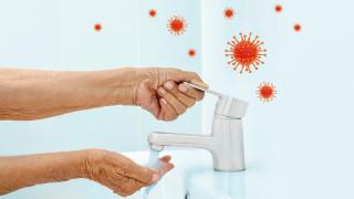 Как правилно да мием ръцете си