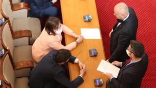 Нинова не иска Борисов да краси премиерския пост