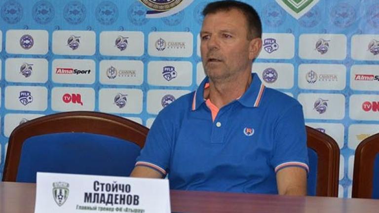 Солидна неустойка спира уволнението на Стойчо Младенов