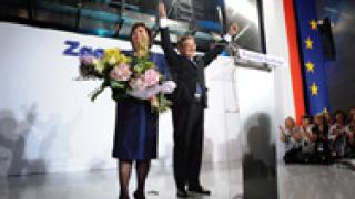 Полските градове гласуваха за Коморовски