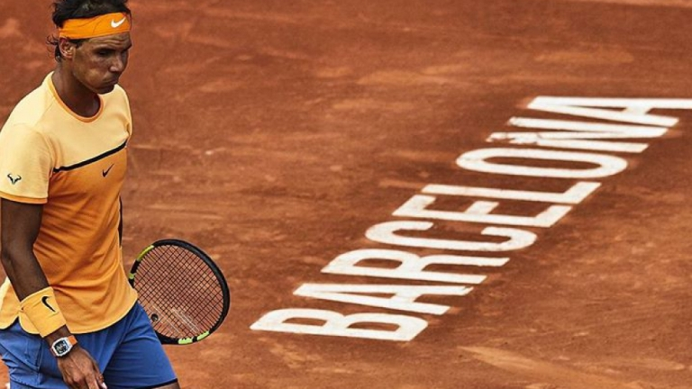 Tурнирът на клей от ATP 500 в Барселона е един