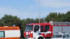 Полиция, пожарна и бърза помощ спасиха самоубиец във Варна