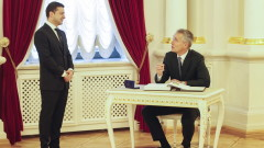 """Зеленски: Решението на Дания за """"Северен поток 2"""" укрепва Русия и отслабва Европа"""