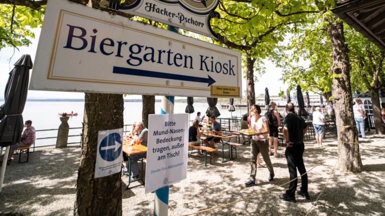 Германците, отчаяно желаещи да бъдат ваксинирани срещу коронавируса, стават все