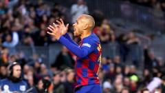 Мартин Брайтуайт иска да стане легенда на Барселона