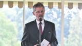 Чешкият президент е неспособен да изпълнява задълженията си