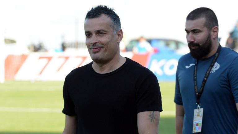 Людмил Киров: Доволен съм от резултата, играем мач за мач