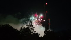 """Празнична заря на """"Герена"""" за 106 години Левски (ВИДЕО+СНИМКИ)"""
