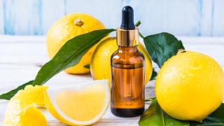 Лимонът – пълен отличник в козметиката