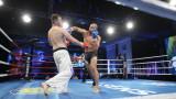 Даниел Гълъбаров сломи корав молдовец в първата си изява на SENSHI