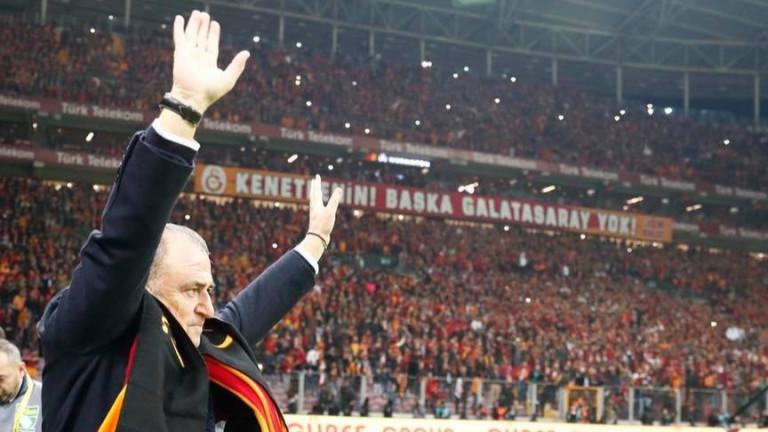 Легендарният турски специалист Фатих Терим се завърна с победа начело