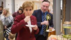 Независима Шотландия е съвсем близо, обяви Никола Стърджън