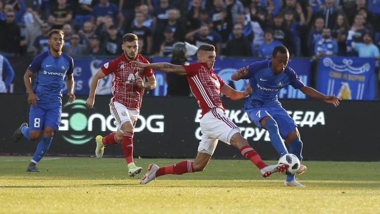 Мачовете на Левски след пауза са най-посещавани в Първа лига