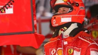 Михаел Шумахер недоволен от колата